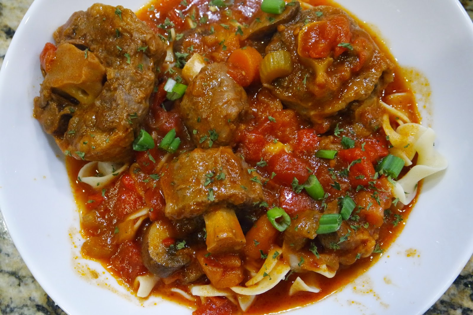 If you've never had beef stew Irish-style, now is the time. Get the recipe from Damn Delicious.