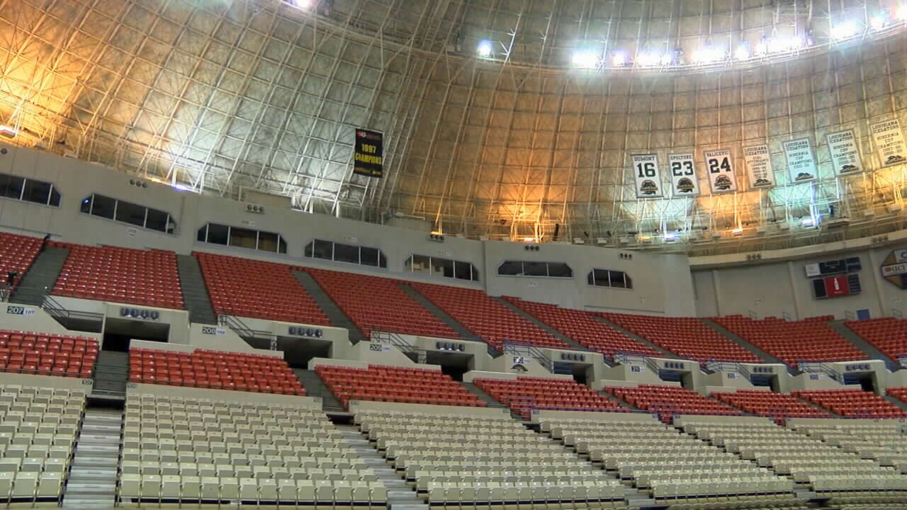 Cajundome Grand Reopening