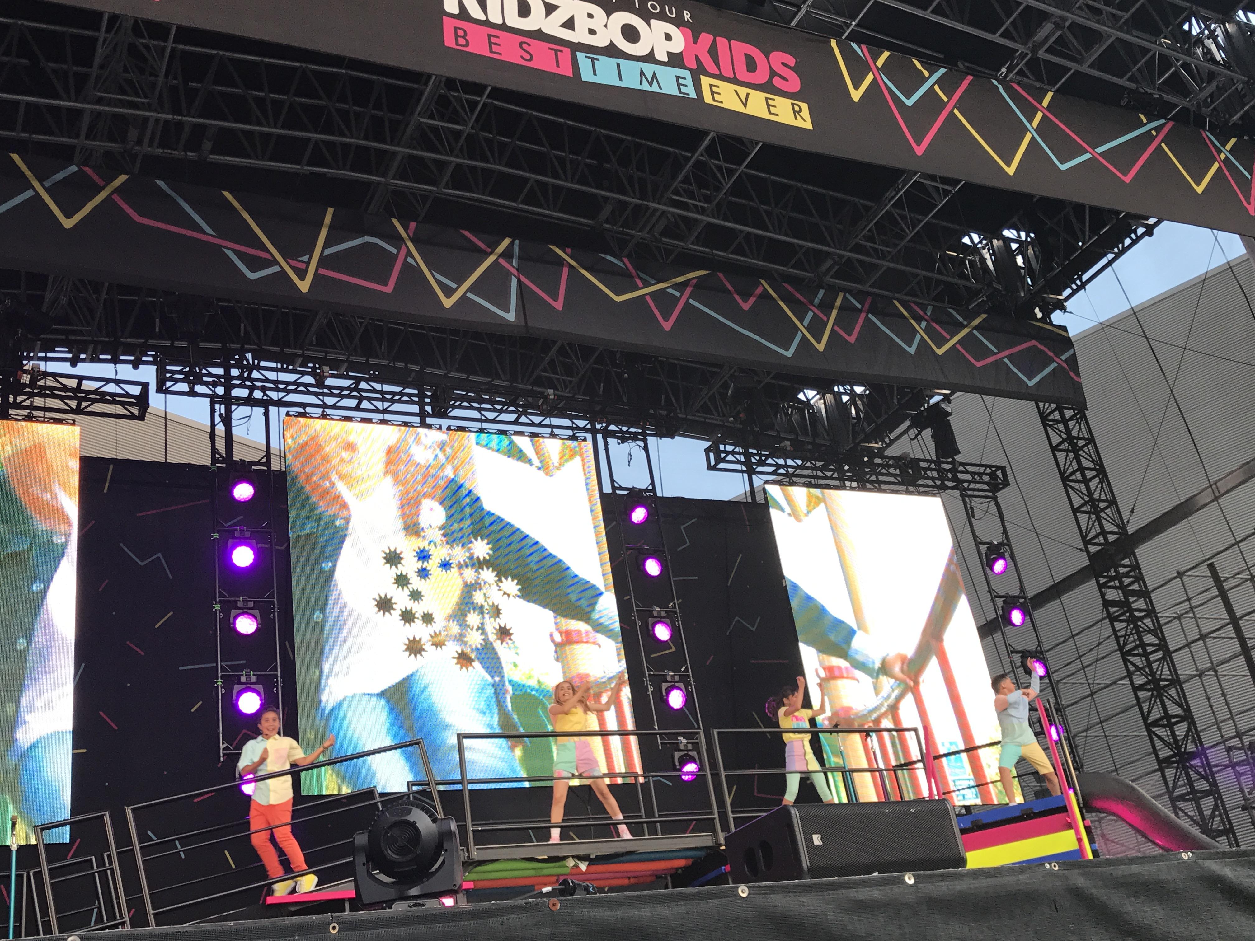 Kidz Bop Best Time Ever Tour June