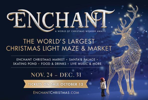 Enchant Christmas.Enchant Christmas Da Stylish Foodie